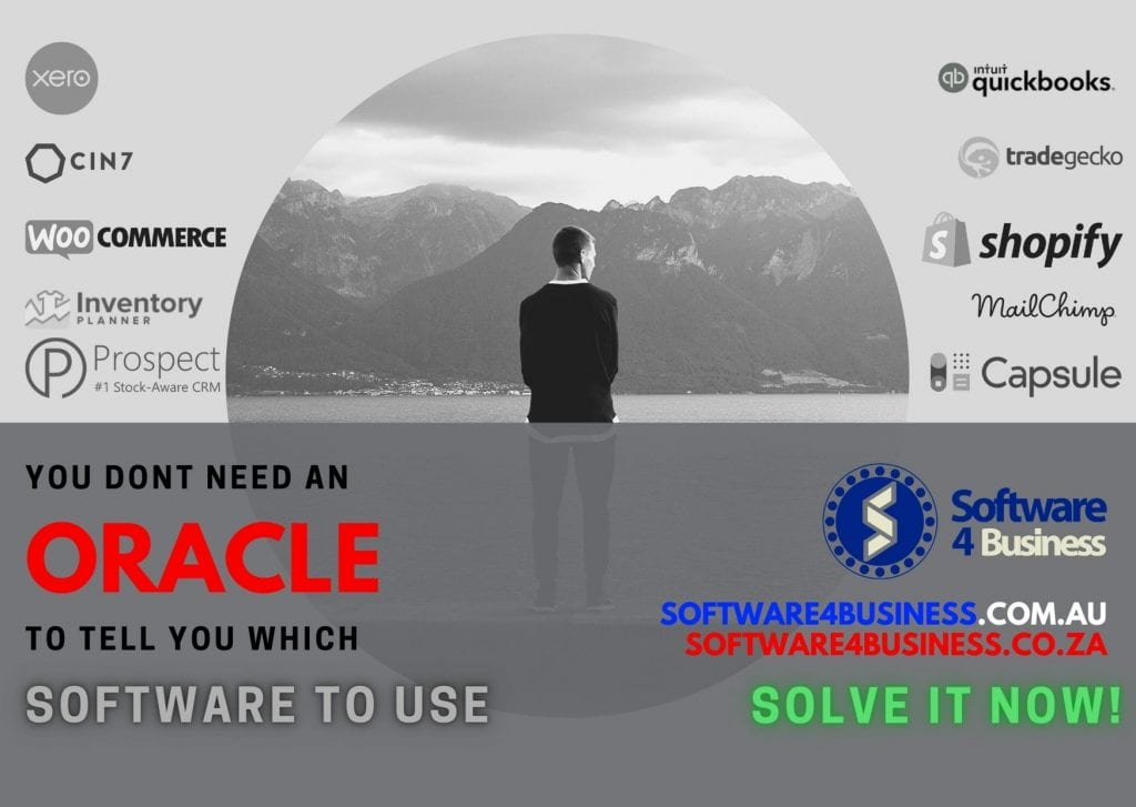 YOU DONT NEED AN ORACLE